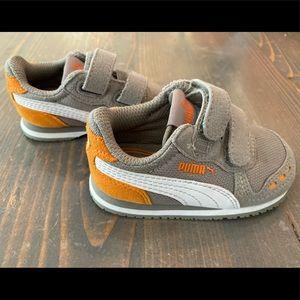 Puma baby sneakers